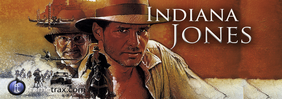 If adventure has a name, it must be Indiana Jones.